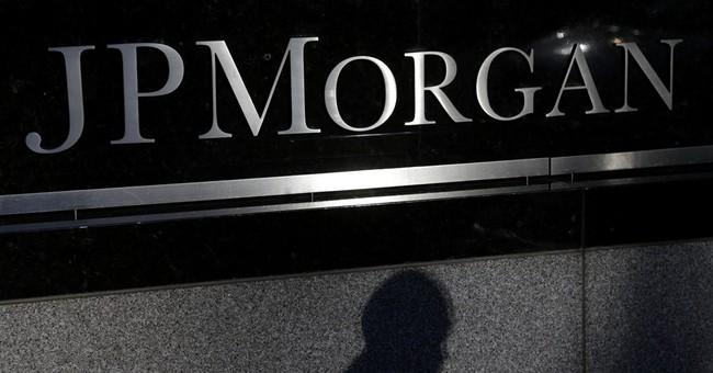 JPMorgan's second-quarter net income falls
