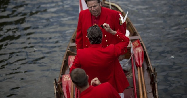 Science meets ceremony in UK's royal swan count