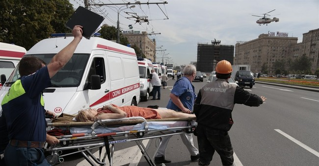Rush-hour Moscow subway derails: 21 dead, 136 hurt