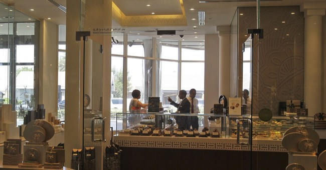 Falafel to go: Mideast food chains expand abroad