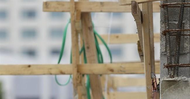 US homebuilder confidence surges in July