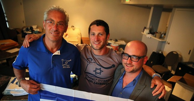 Attacks in Israel weigh heavily on lacrosse team