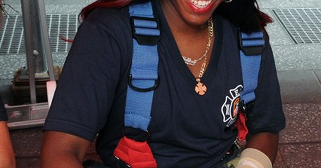 FDNY calendar has its first female firefighter