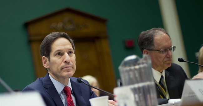 CDC director admits safety problems at germ labs
