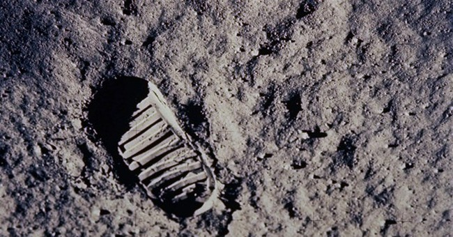 Celebrate 45 years since man's first steps on moon