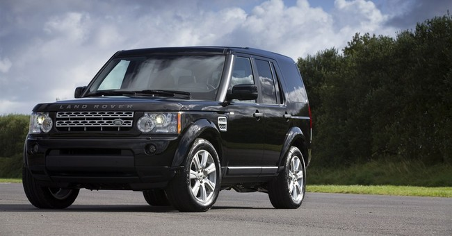 LR4 is updated for fuel efficiency