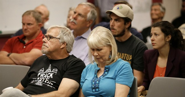 North Texas city rejects partial fracking ban