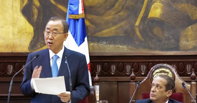 UN chief urges solution on Dominican citizenship