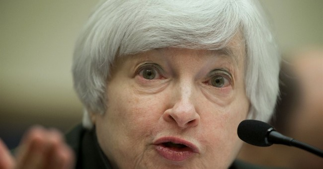 Yellen rejects move to set up formula for Fed