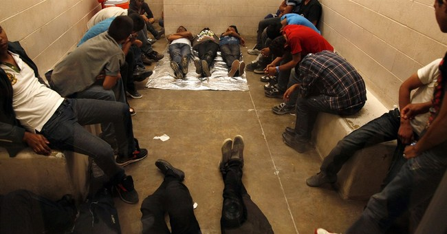 Prospects fade for resolution on border crisis