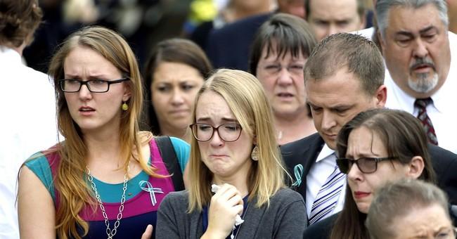 Funeral held for 6 slain family members in Texas