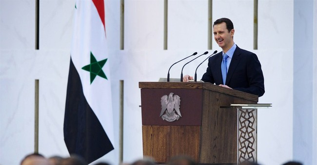 Assad declares victory, push to topple him tenuous
