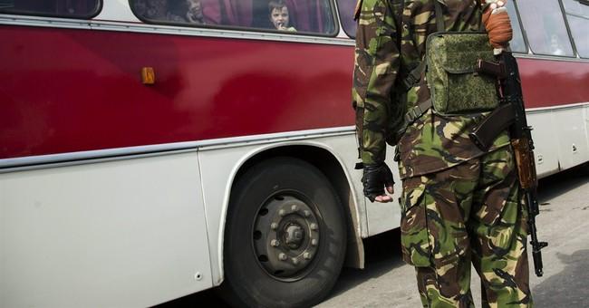 Urban warfare feared in Ukraine fighting