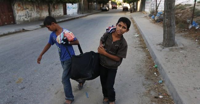 Nowhere to go for Gaza civilians urged to evacuate