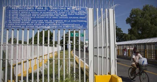 Mexico southern border control so far just talk