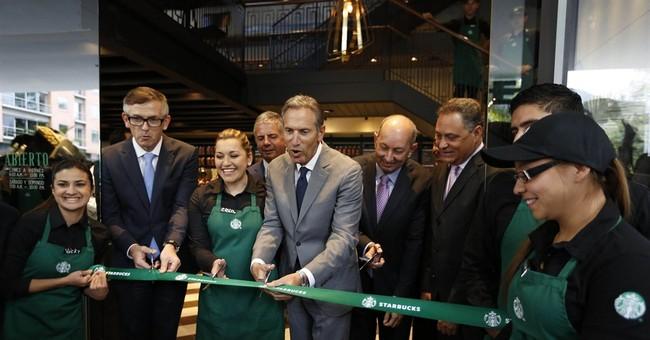 Make room Juan Valdez: Starbucks opens in Colombia