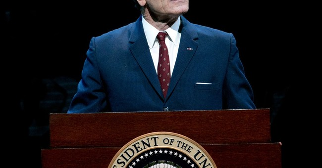 'All the Way' with HBO for Bryan Cranston as LBJ
