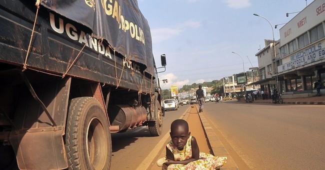 Ugandan police abuse homeless kids, says report
