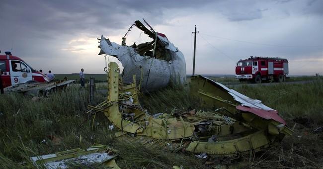 WHO says spokesman aboard crashed jetliner
