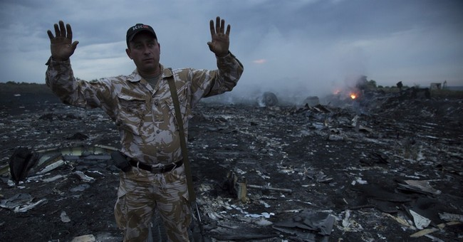 Obama: Downed jet in Ukraine a 'terrible tragedy'