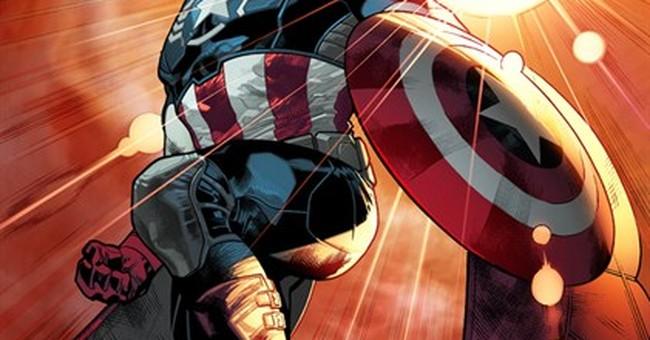 Marvel unveils black Captain America