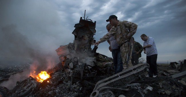 AP Analysis: Downed jet could alter Ukraine crisis