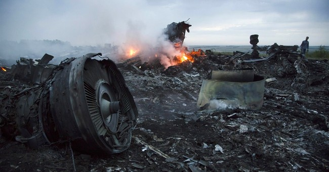 What is known about plane crash in Ukraine