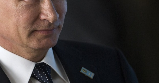 Putin's statement on Ukraine plane crash