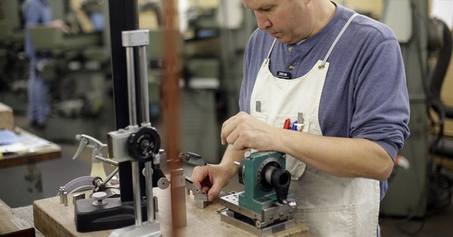 Factory growth fastest in 3 years in Philly region