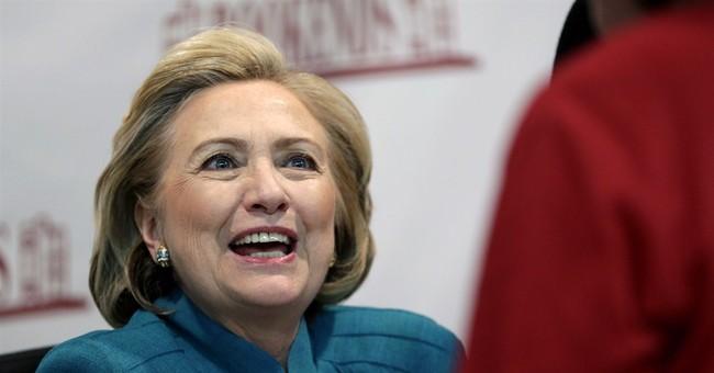 Clinton: Will have 'specific agenda' if she runs