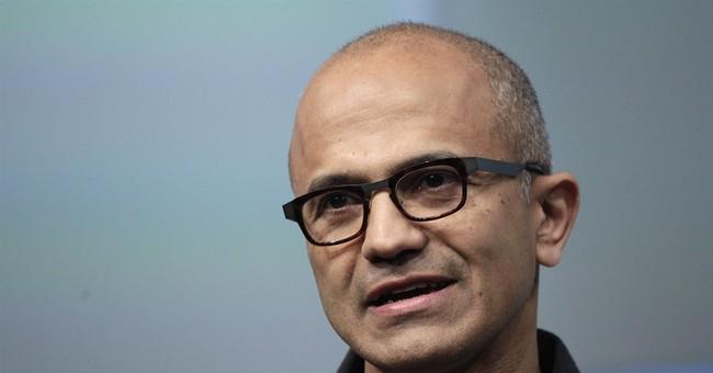 Memo from Microsoft CEO announcing job cuts