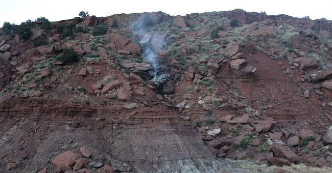 Medical helicopter crashes in New Mexico; 3 dead