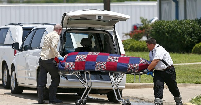 No trauma on 8 decaying bodies at Texas mortuary