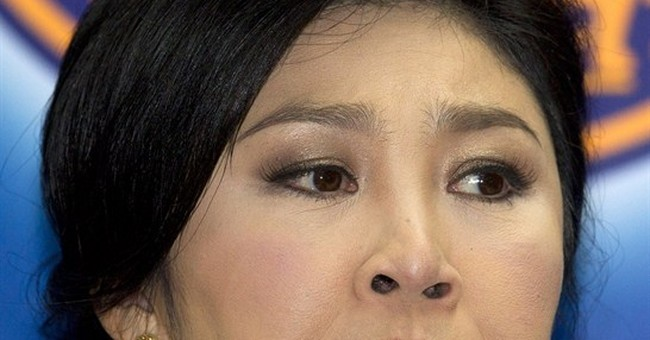 Criminal charge recommended against ousted Thai PM