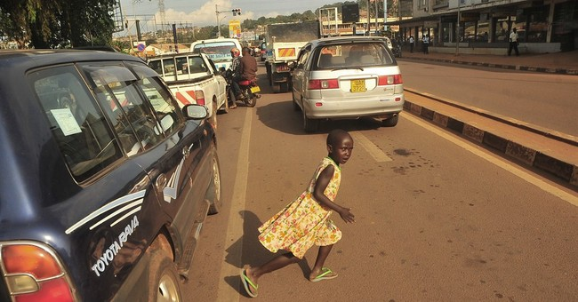 Ugandan police abuse homeless kids, says report