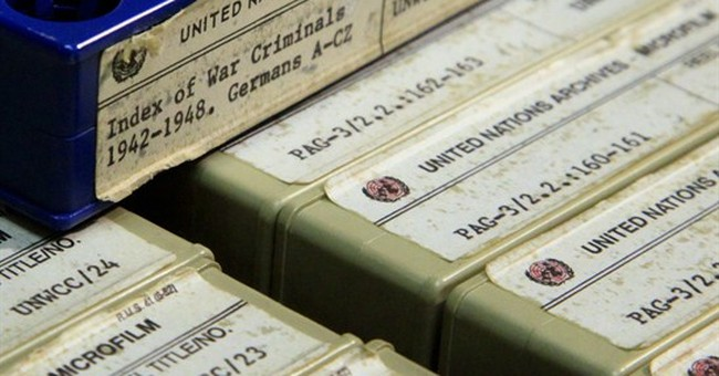 Holocaust Museum opens UN archive on WWII crimes