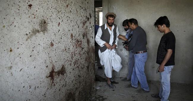 Afghan ballot audit starts; Kabul airport attacked