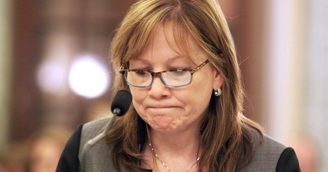 Senators call on GM CEO to fire top lawyer