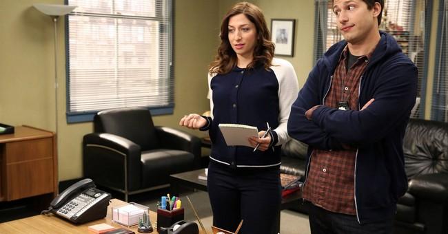'Nine-Nine' cast has fun with Q&A stenographer