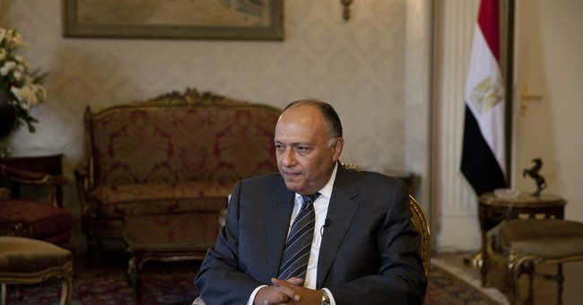 AP Interview: Egypt says Gaza cease-fire bid alive