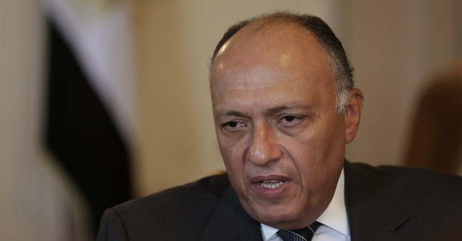 AP Interview: Egypt says Gaza cease-fire bid alive