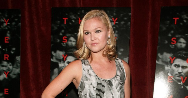 Julia Stiles goes 'back to my roots' _ the stage