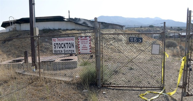 Wildfire prompts evacuation order for Wash. town