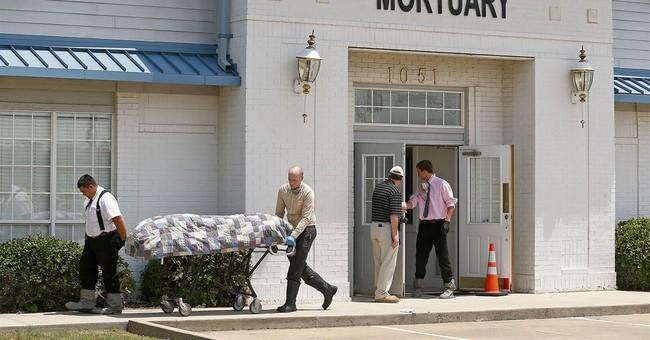 No trauma on 8 decaying bodies at Texas mortuary