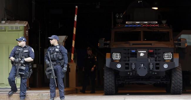 Wake held for slain New Jersey police officer
