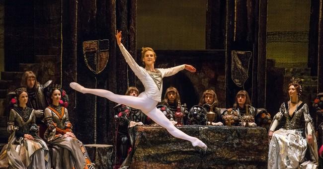 A full-circle moment for Bolshoi's American star