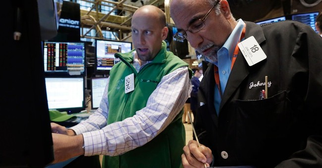 Stronger earnings from Google, others drive stocks
