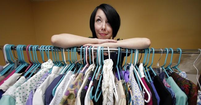 South Carolina woman makes clothes from castoffs