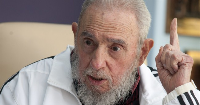 Fidel Castro: Ukraine to blame for downed airliner