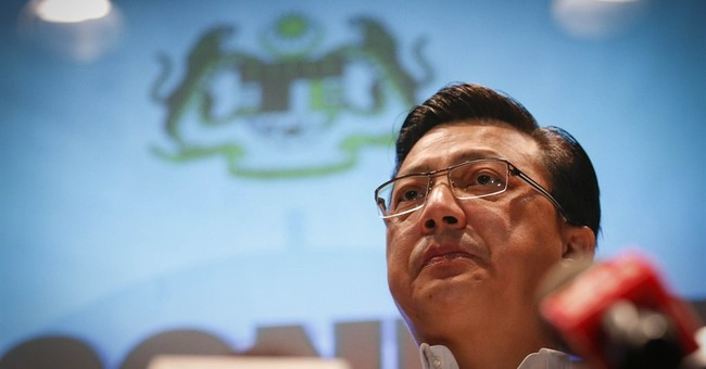 Malaysia very 'concerned' over crash site security